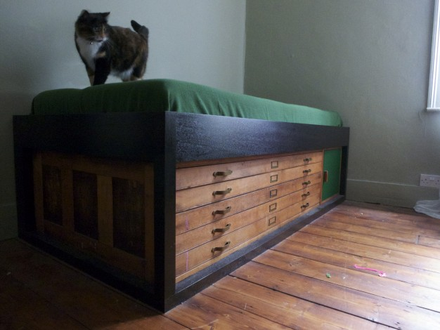 Chest Bed Plans Pdf Woodworking