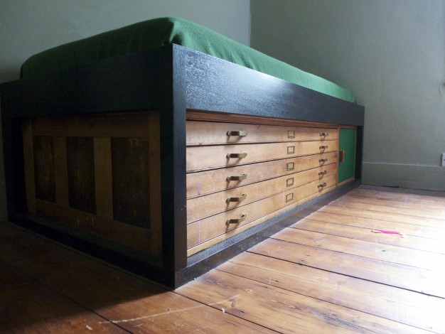 Woodworking King size chest bed plans Plans PDF Download Free cedar ...
