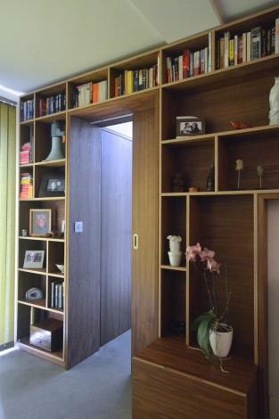walnut storage wall 3