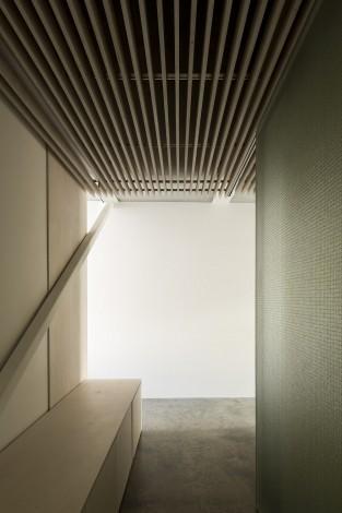 hallway storage baffles
