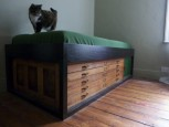 plan chest bed